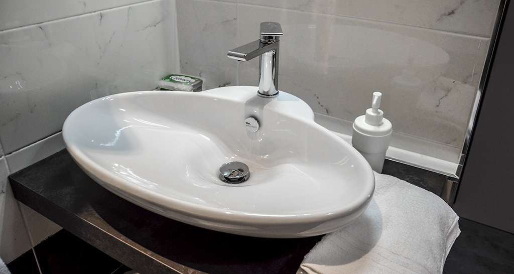 Sink goodlife suite Rome